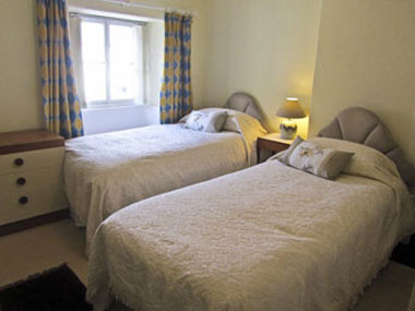 Well Cottage Holiday Accommodation Twin Bedroom, The Lake District, UK
