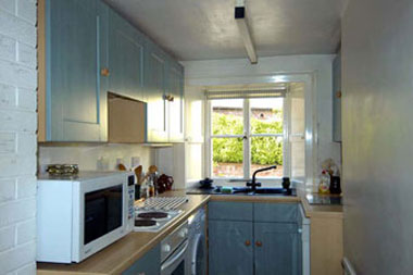 Well Cottage Holiday Accommodation Kitchen, The Lake District, UK