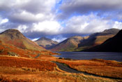 Wasdale in Autumn, The Lake District, UK